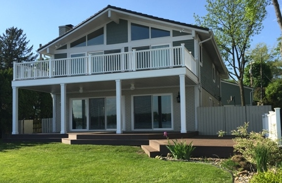 Decks exterior arts llc michiana 39 s exterior design remodeling specialist for Exterior remodeling specialists